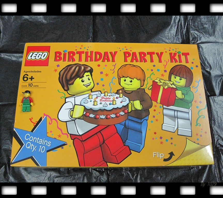 Expand the Winter Village Winners! Lego birthday