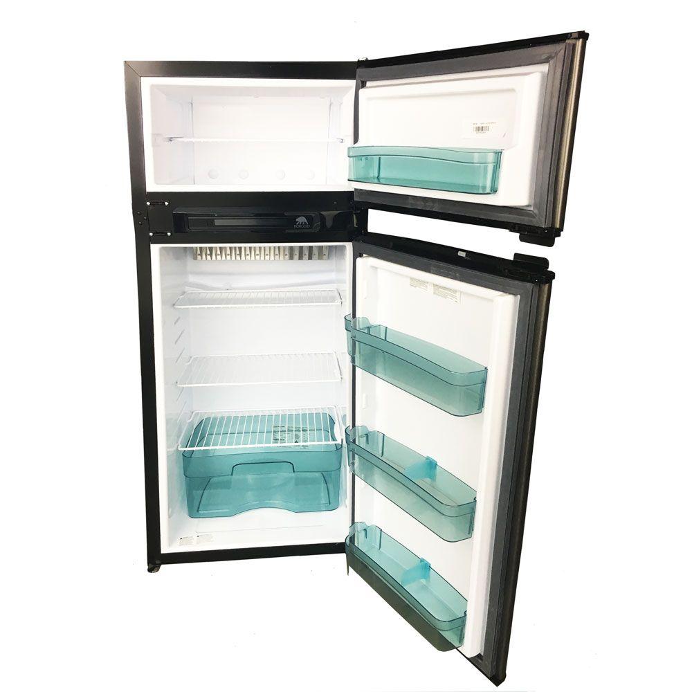 Norcold N3150agr Refrigerator 120ac 12dc Lp 5 3 Cu Ft Refrigerator Gas And Electric Norcold Refrigerator