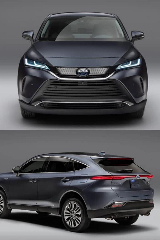 Toyota Venza 2020 занимает переполненную нишу