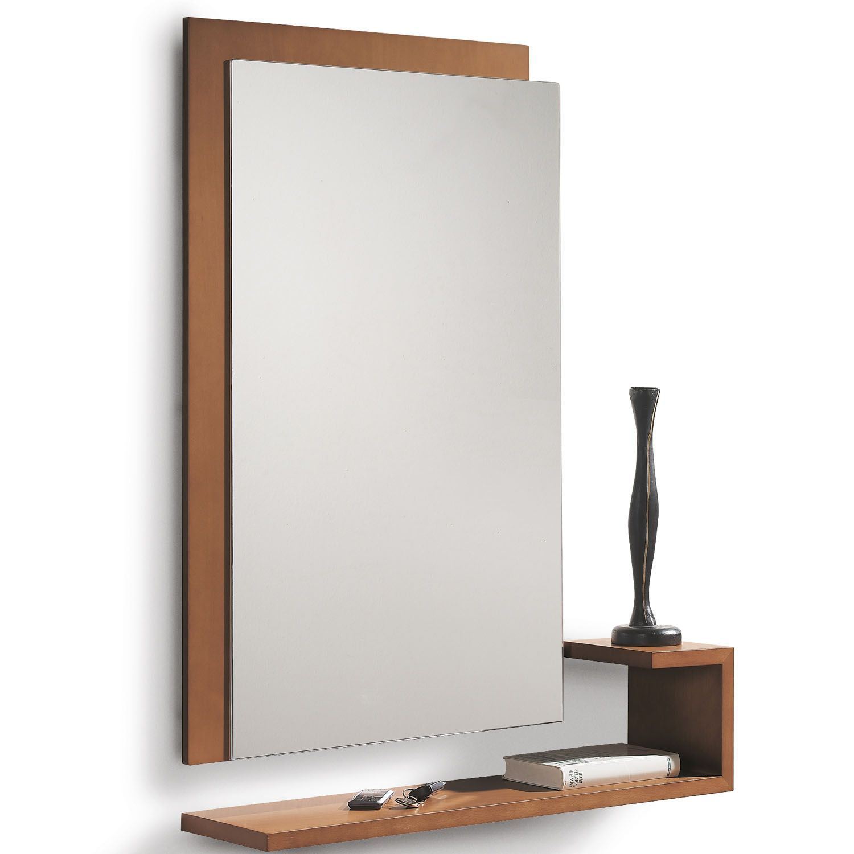 Espejo y consola shadow de dissery discreto y elegante for Donde venden espejos