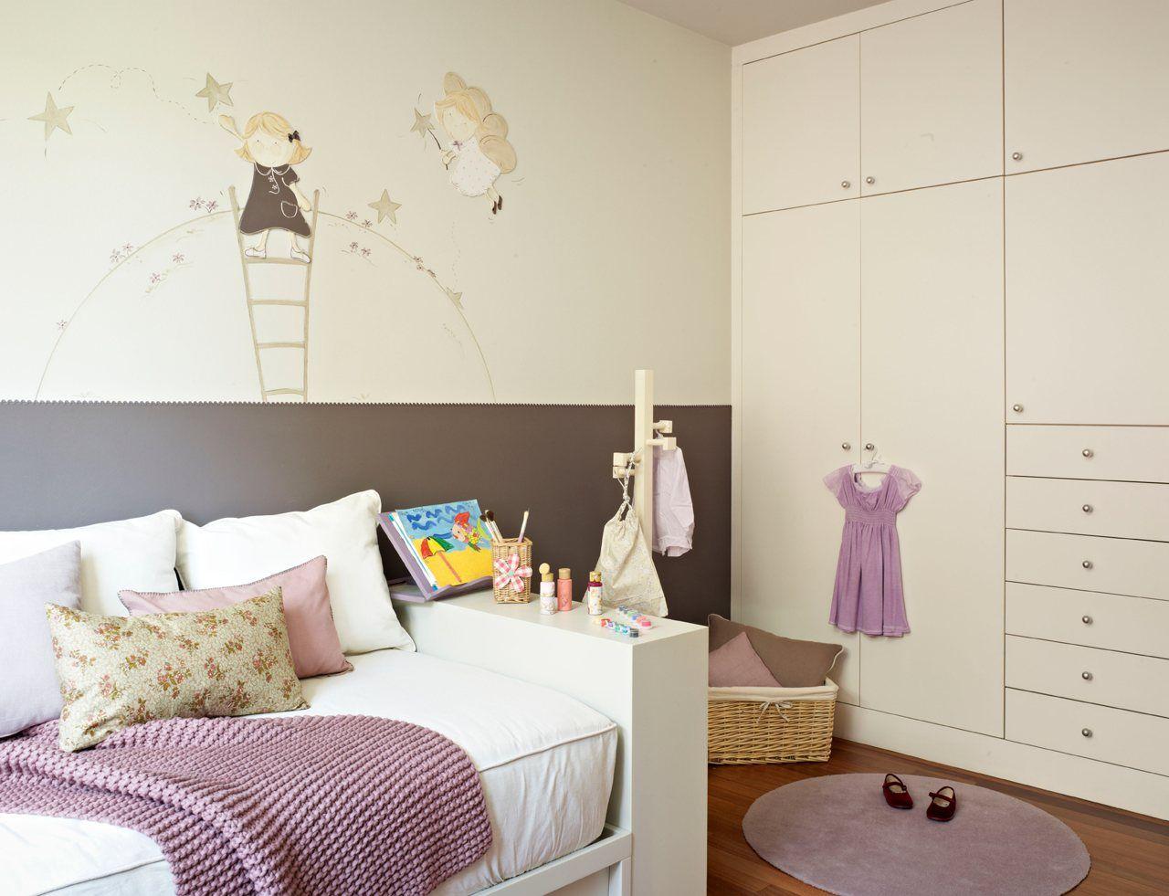 Maxi ideas para mini habitaciones ni os for Habitaciones para ninas grandes