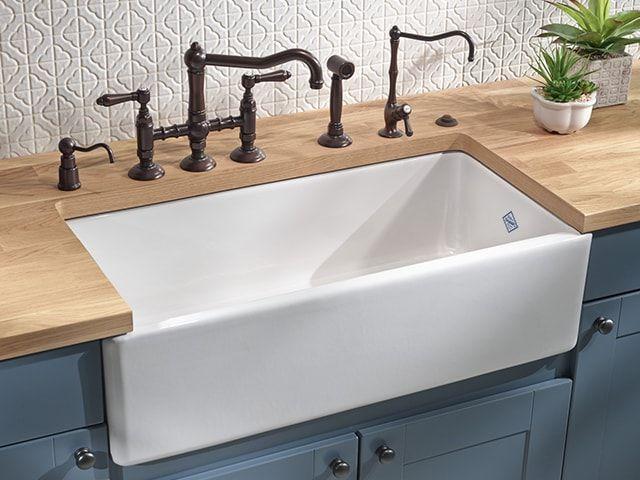 Contemporary Butler 1000 Kitchen Sink | Shaws of Darwen | Ideas ...