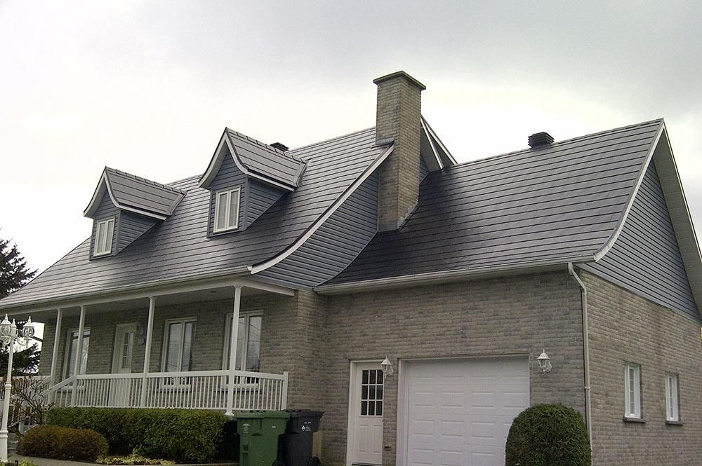 Best Builddirect – Metal Roofing Embossed Shingles Collection 400 x 300