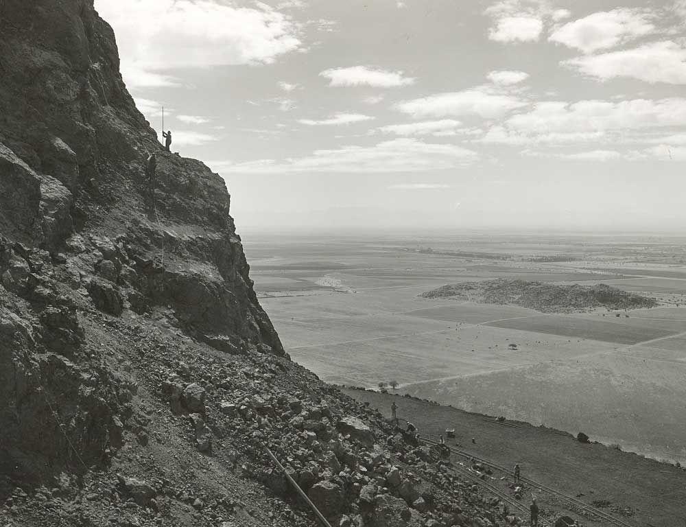 Cerro de Mercado 1942