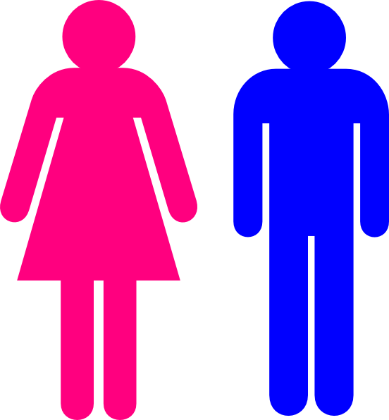 Image Result For Male And Female Signs Letreros Para Banos Bano