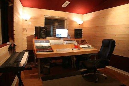 Home Music Studio Design