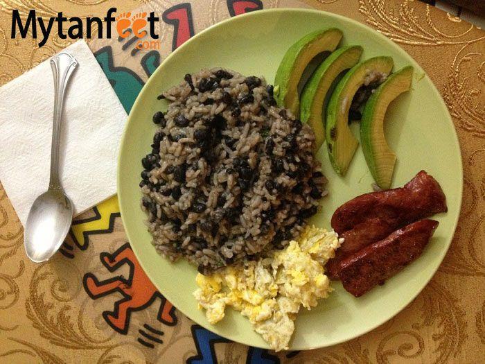 All about the yummy costa rican food que rico gallo pinto and food food costa rican forumfinder Image collections