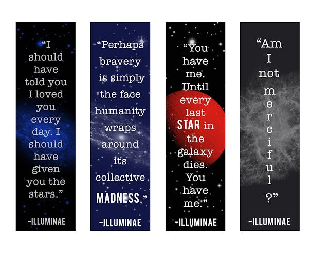 Illuminae Printables With Images Book Quotes Ya Books Book