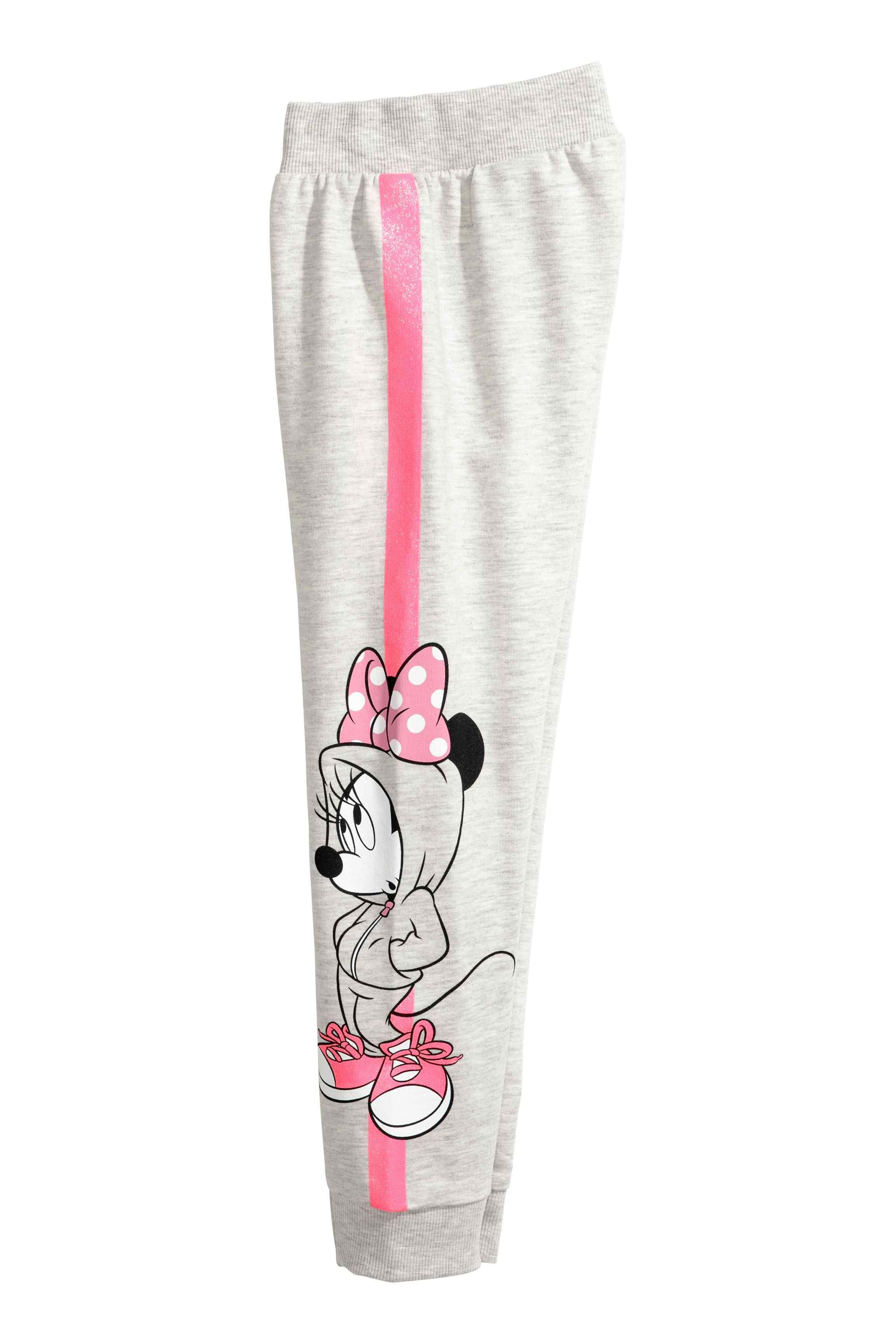 b0892d7bb6f Desenli Pantolon - Açık gri Minnie Mouse - Kids