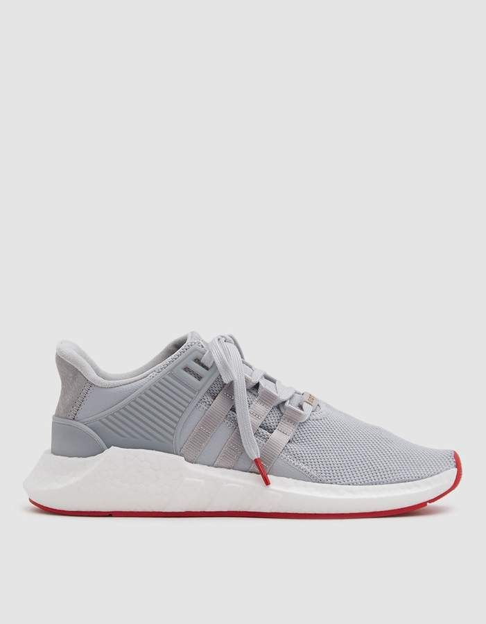 8e639c7b563d adidas EQT Support 93 17 Sneaker in Matte Silver