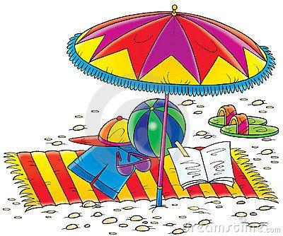 Beach Clip Art Clip Art Free Beach Art Beach Umbrella Clip Art
