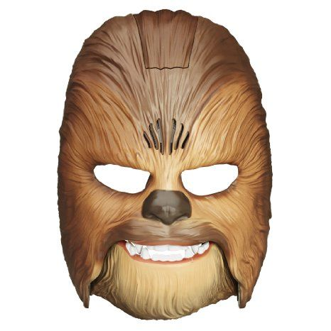 #AmazonCA #AmazonCanada: $12.99 or 63% Off: [Amazon] Star Wars Chewbacca Electronic Mask - $12.99 http://www.lavahotdeals.com/ca/cheap/amazon-star-wars-chewbacca-electronic-mask-12-99/88439