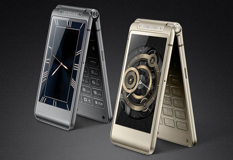 Samsung W2016 Is Official, Premium Smart Flip Phone Is