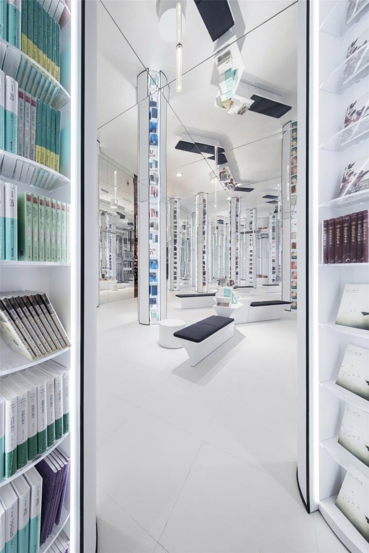 #Interior Design Haus 2018 Bibliothek In China Und Seinem Inneren #Ideen  #Trend #