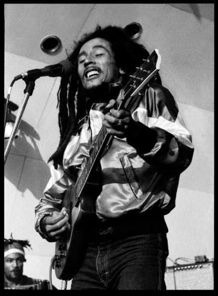 Bob Marley live at Crystal Palace, London, 1980