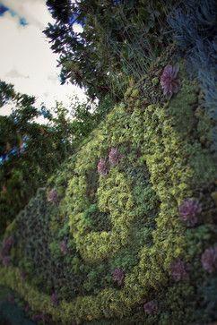 Outdoor Living Wall   Contemporary   Landscape   Los Angeles   Bright Green  Www.brightgreenusa