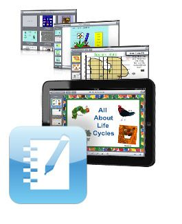 SMART Notebook app for the ipad! It's never been easier to