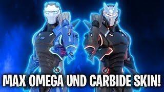 Max Omega Und Carbide Skins Fortnite Battle Royale Fortnite