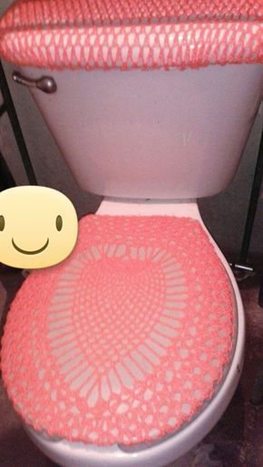 Juego De Ba 241 O Croch 202 Crochet Patterns Owl Bathroom