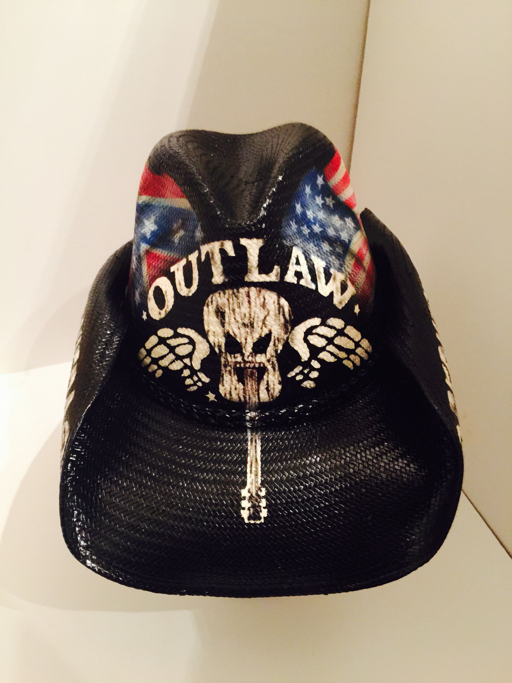a3fafcf21d9 American Made Outlaw Custom Made Cowboy Hats www.americanmadeoutlaw ...