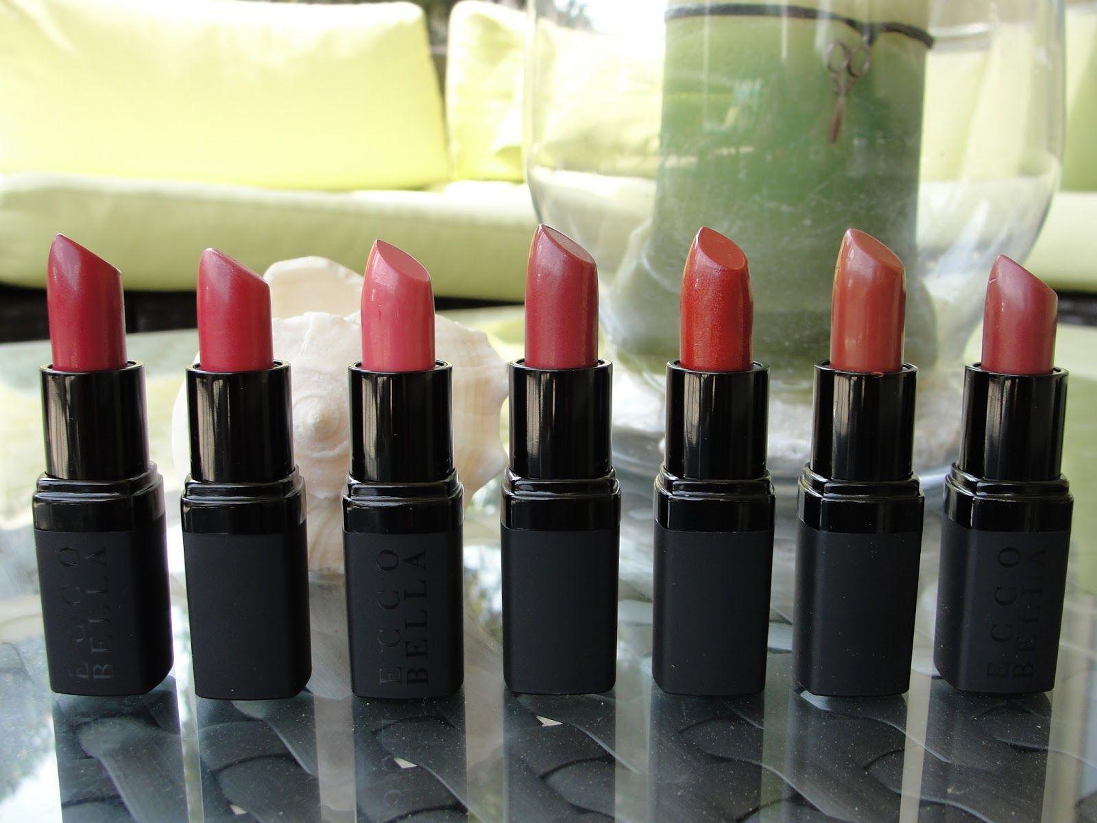 Ecco Bella, FlowerColor Lipstick, Cafe Au Lait (Neutral