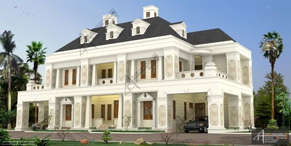 colonial house plansluxury homesluxury homes in indiaindian homes exterior designs - Homes Design In India