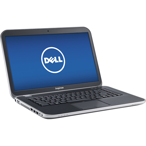 "Dell - 15.6"" Laptop - 6GB Memory - 750GB Hard Drive + 32GB Solid State Drive - Stealth Black"