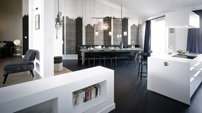 gorki apartments, berlin, ltvs, lancia trendvisions Lighting - esszimmer berlin