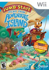 wii jump start escape from adventure island