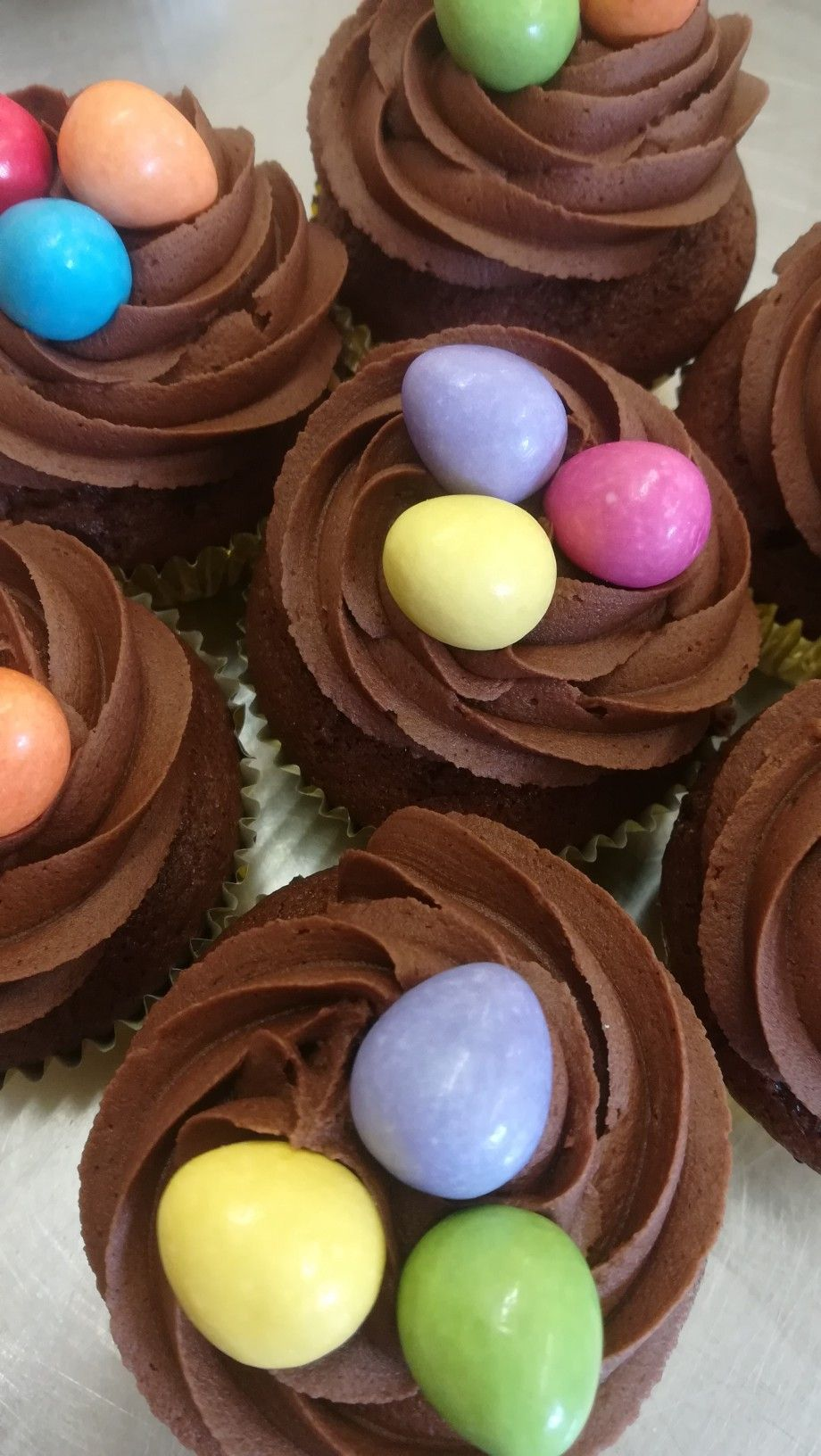 Lawlor S The Bakers Baker By Name Easter Chocolate Easter Cups