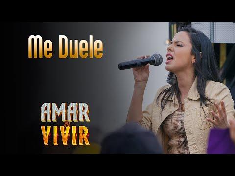 3914 Me Duele Amar Y Vivir Canción Oficial Letra Youtube Canciones Te Amo Amo Vivir