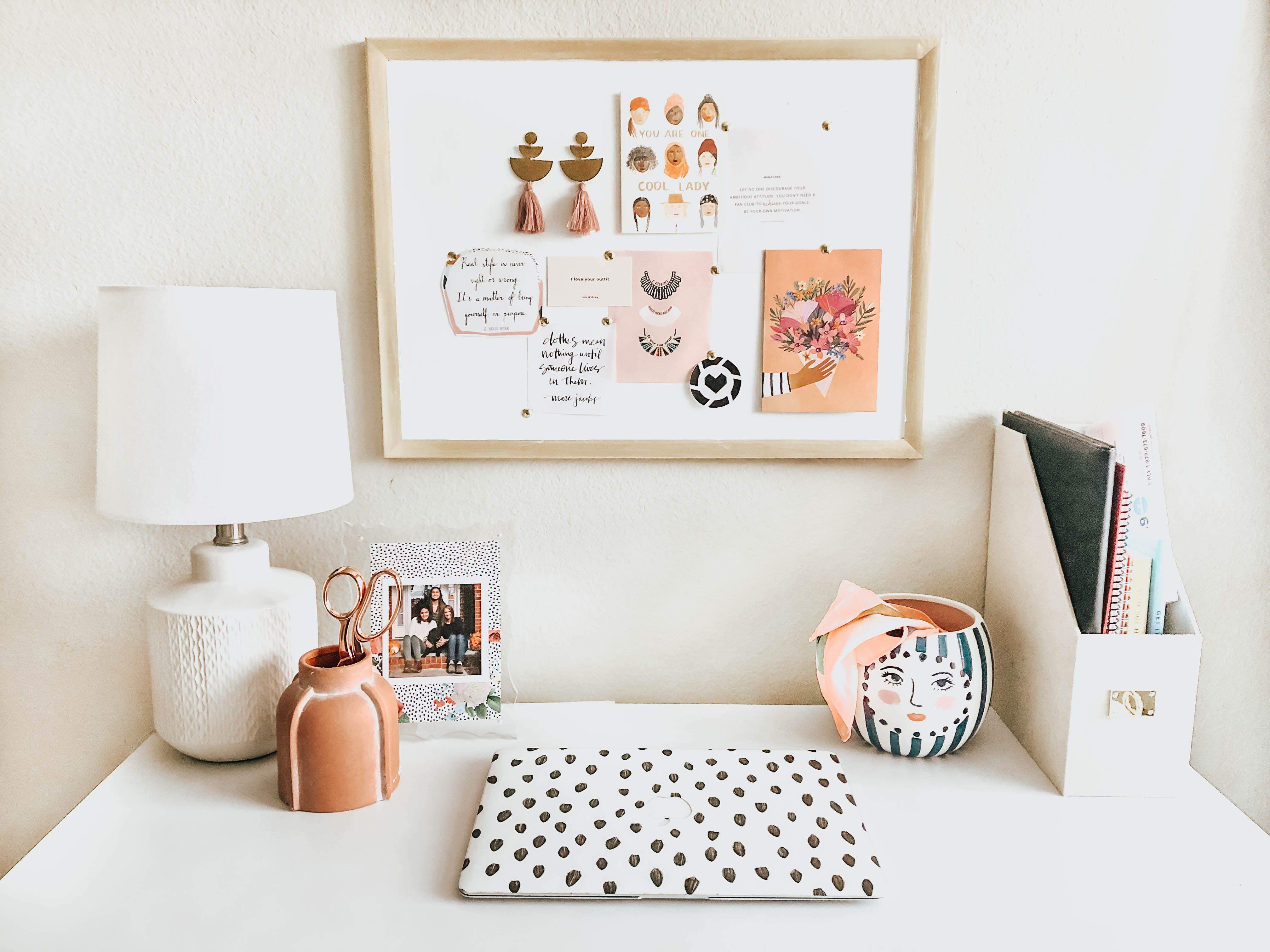 Easy Diy Gold Framed Cork Board Under 15 Sequins And Sales Diy Crafts For Bedroom Cork Board Ideas For Bedroom Diy Home Decor Easy
