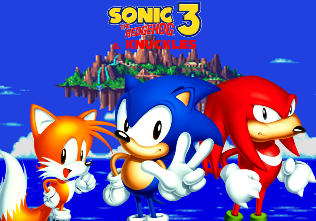 Sonic 3 And Knuckles Wallpaper By Daisyamyftw Sonic Sonic 3 Sonic Knuckles