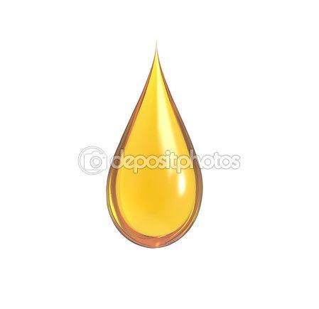 gota de aceite — Foto stock © Giovanni_Cancemi #83697782