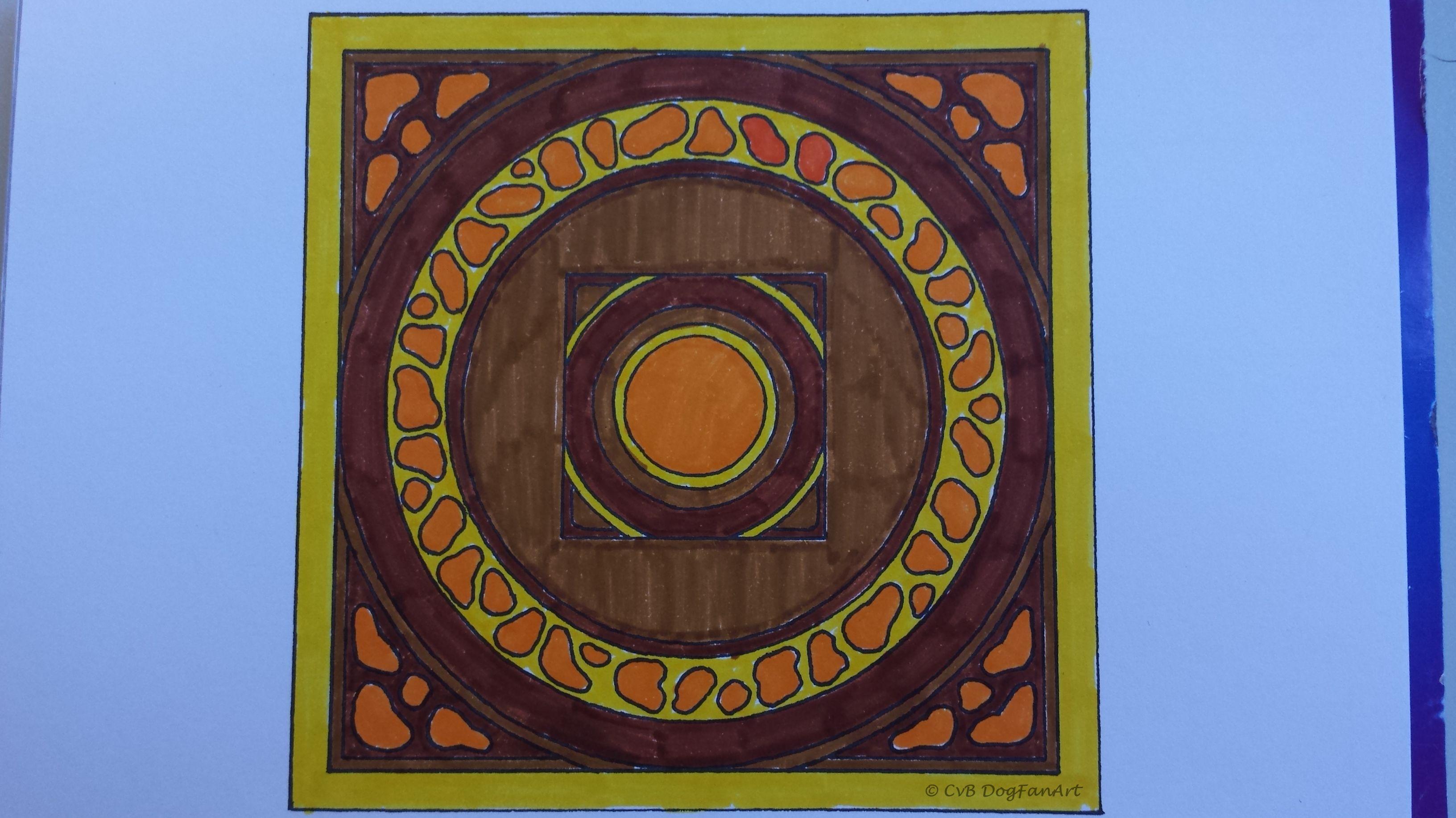 Kleuren Kleurplaten Mandala Mandala Kleurplaten Mandala Kleurplaten