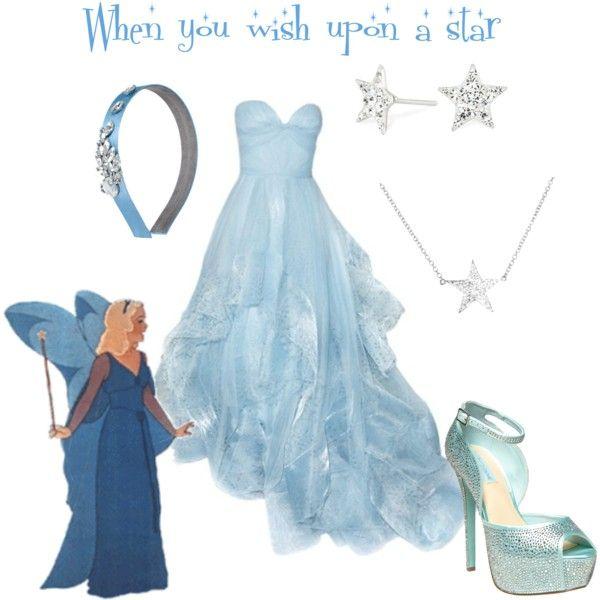 The Blue Fairy In Pinocchio