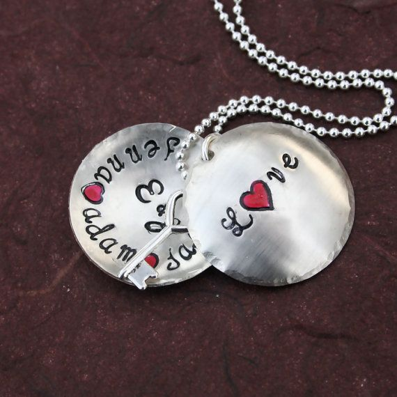 Valentine  Love Locket  Large One Inch Sterling by CharmsofFaith #hvnyteam
