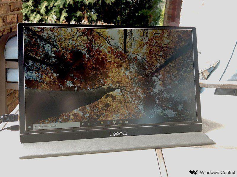 News Lepow 15 6 Inch External Usb Monitor Is A Huge 60 Cheaper