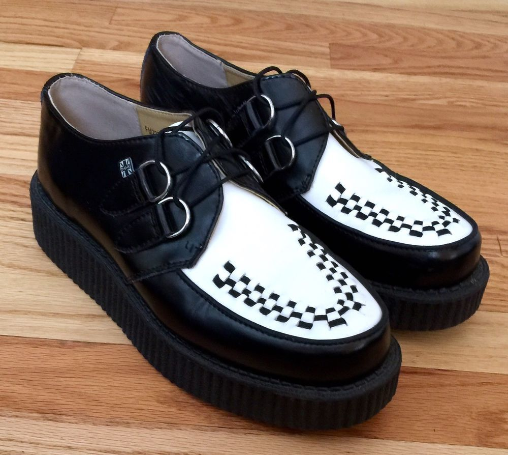 TUK CREEPERS Shoes Men Size 8 Womens 10