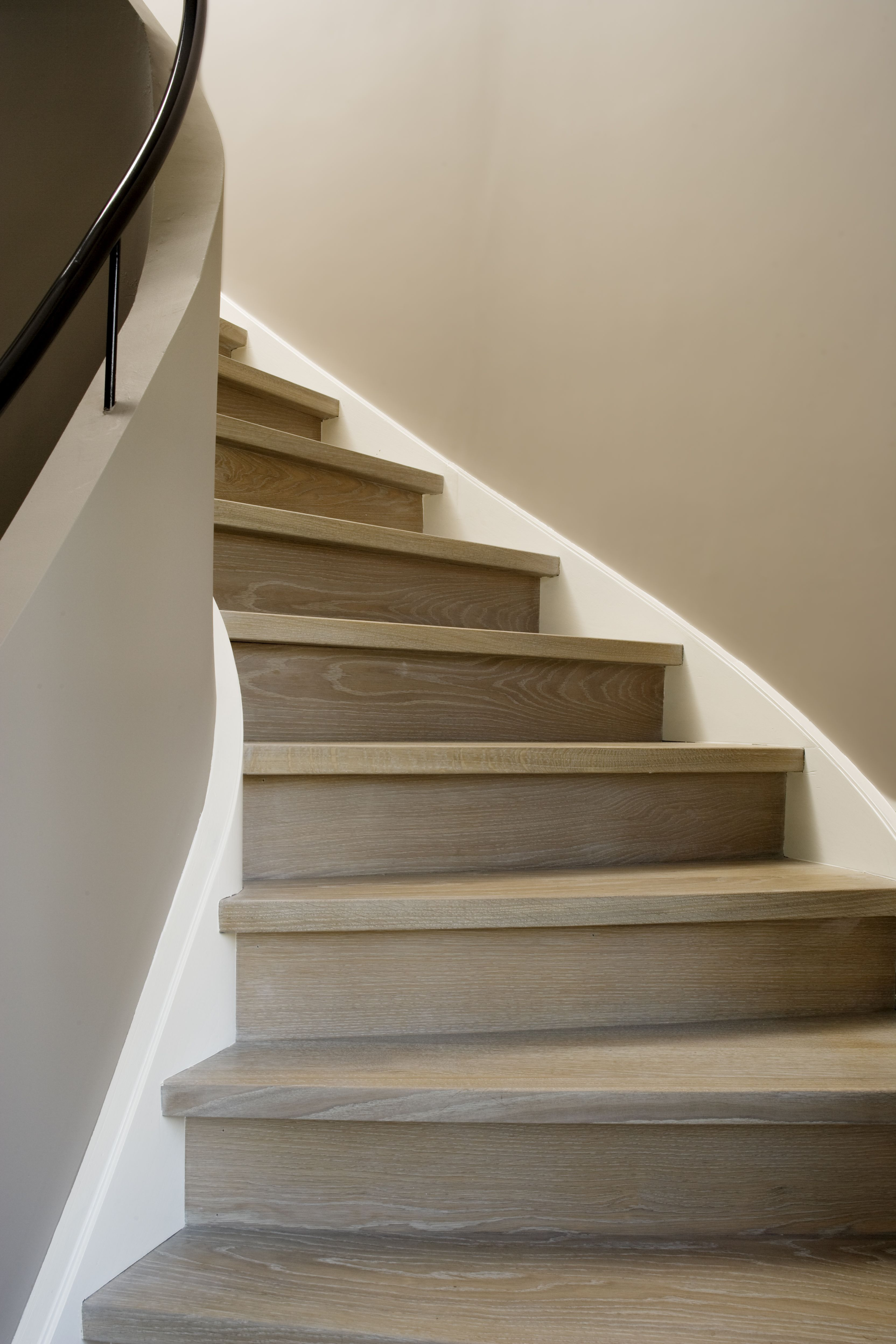Als je alles mooi op elkaar af wilt stemmen kan je de trap for Houten trap behandelen