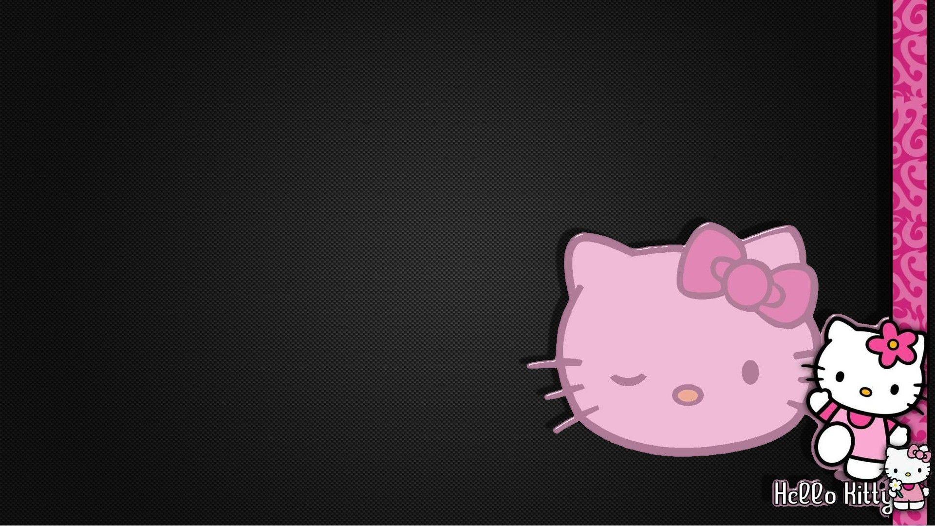 2a79cb889 Kitty Wallpaper | Best HD Wallpapers | Wallpaperscute | Hello kitty ...