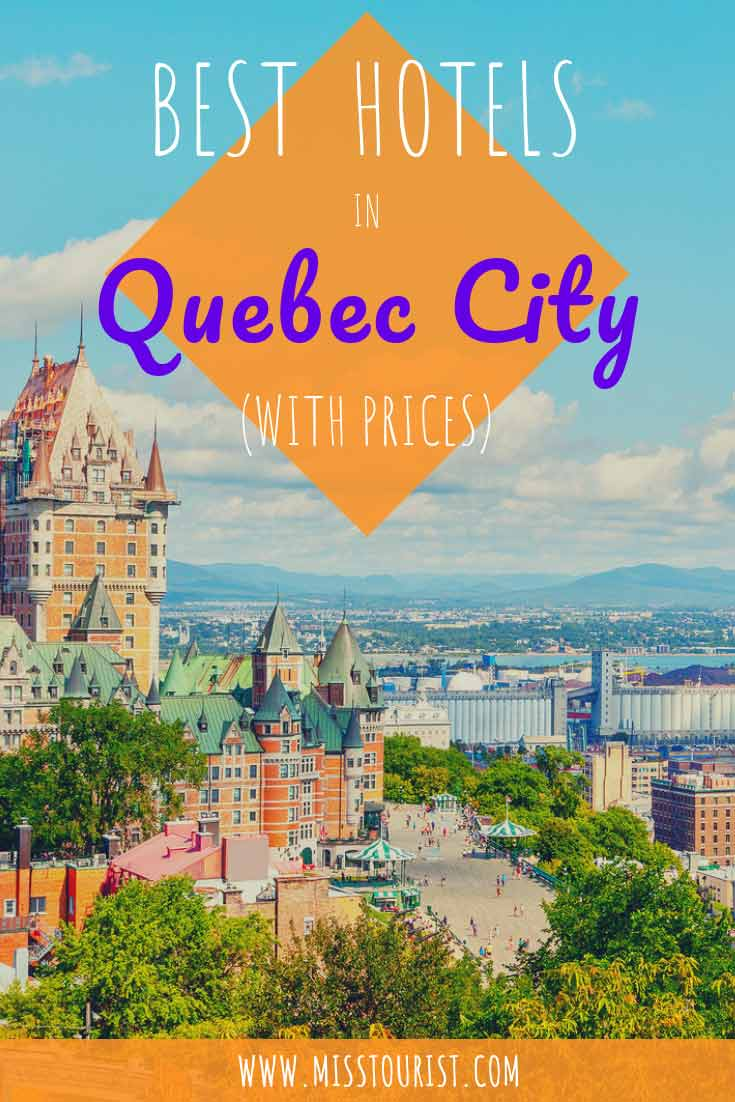 Where To Stay In Quebec City Best Old Quebec City Hotels In 2020 Quebec City Old Quebec Quebec City Winter
