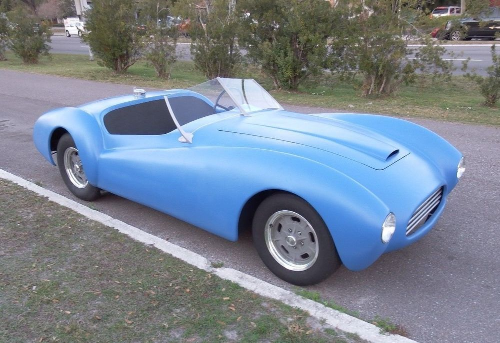1958 Other Makes Victress S1A Roadster