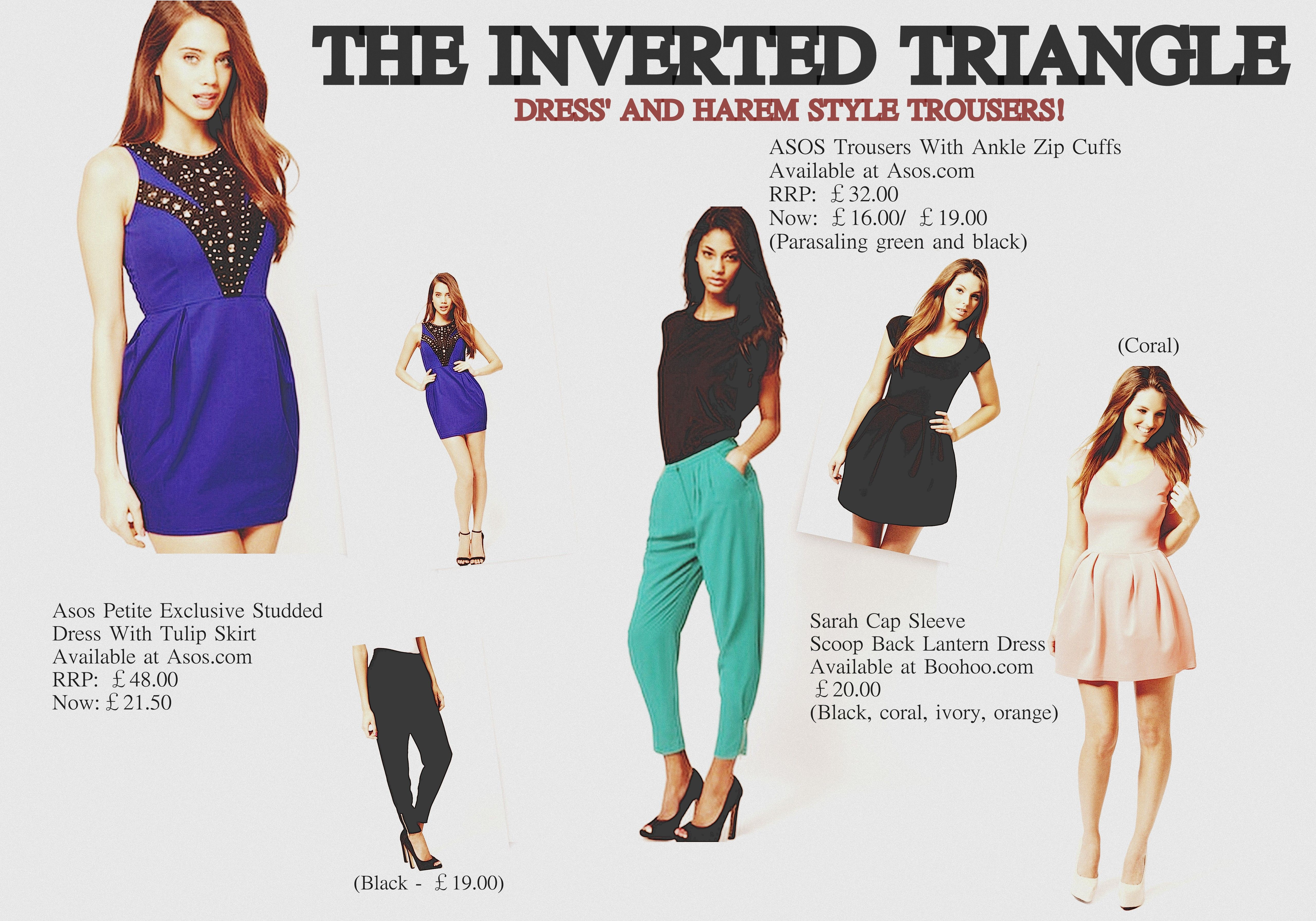 Inverted Triangle Body Women Gallery