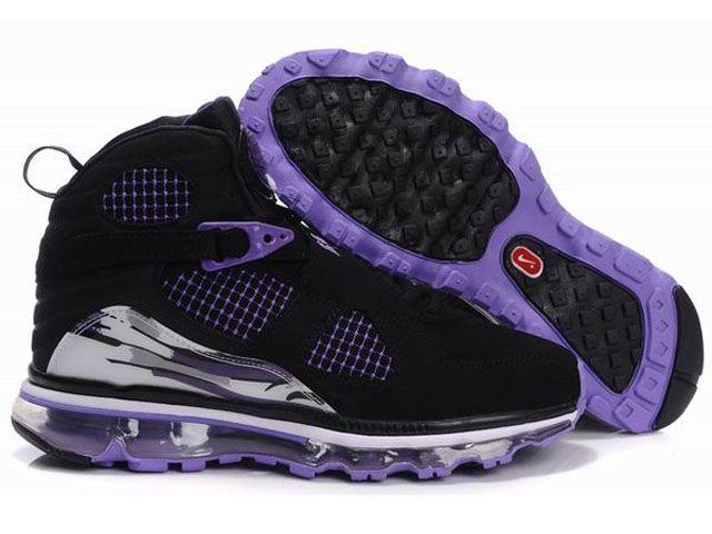 wholesale dealer a2baa 47d5a Air Jordan 8 Retro Black Blue | Shoes in 2019 | Nike air max ...