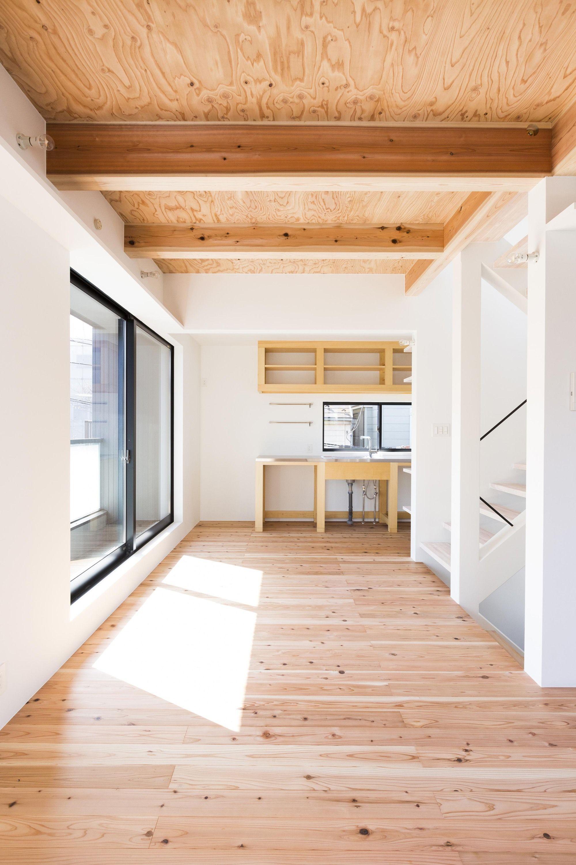 Hibarigaoka s house small japanese house kaida architecture design office japan living
