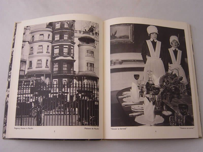 The English At Home by Bill Brandt, First Edition 1936