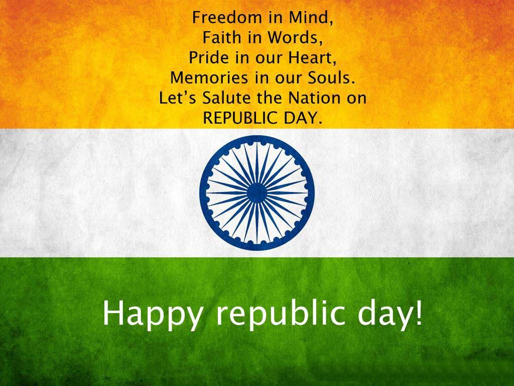 Happy Republic Day 2016 Quotes Republic Day 2016 Republic Day India Republic Day Message Independence Day Quotes