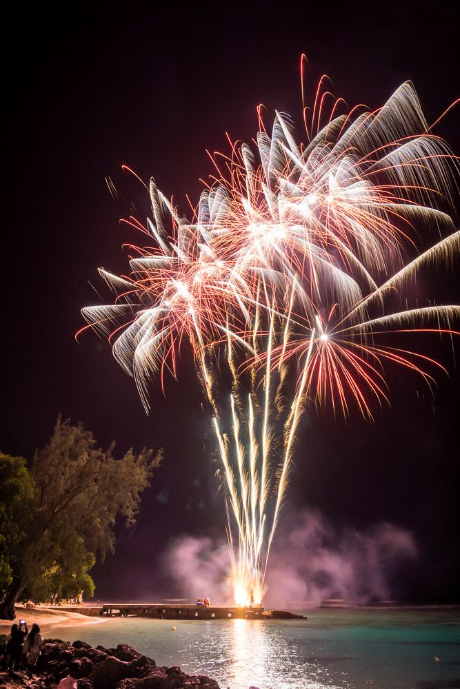 New Year S Eve At Cobblers Cove Destination Wedding Inspiration Fireworks New Years Eve