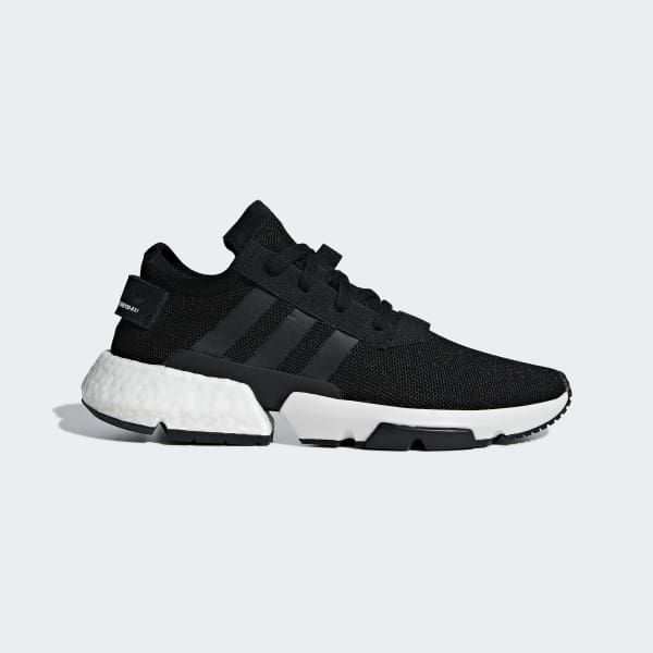 archivo Alaska rechazo  adidas POD-S3.1 Shoes - Black | adidas US | Black tennis shoes, Tennis  shoes sneakers, Adidas outfit shoes